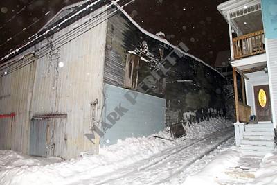 Abandoned House Demolition, Amsterdam