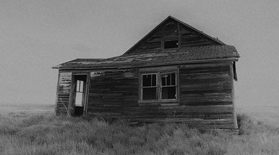 Abandoned Farm, South Dakota