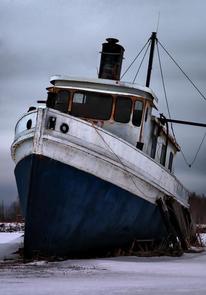 Boat, Mission Island