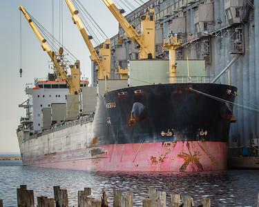 Freighter Resko @ Thunder Bay