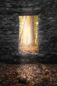 Autumn within Long Pond Ironworks