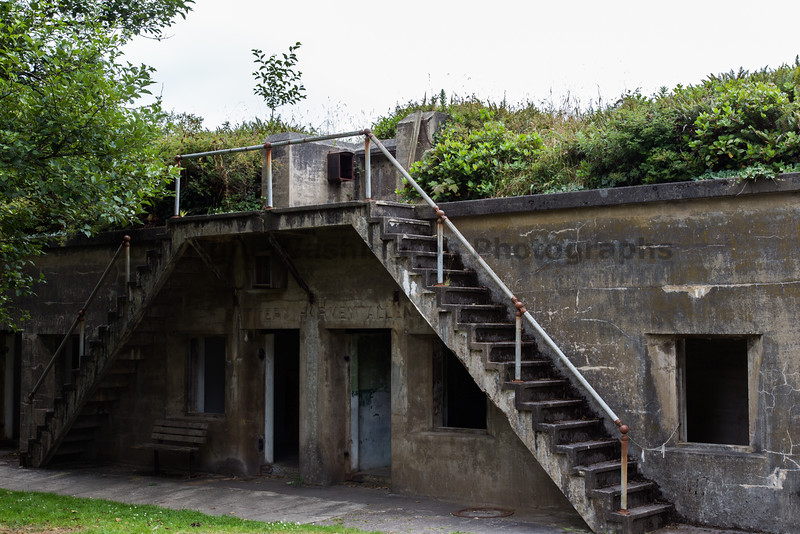 Cape Disappointment Fort Canby 12