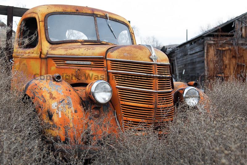 Abandoned Truck 18