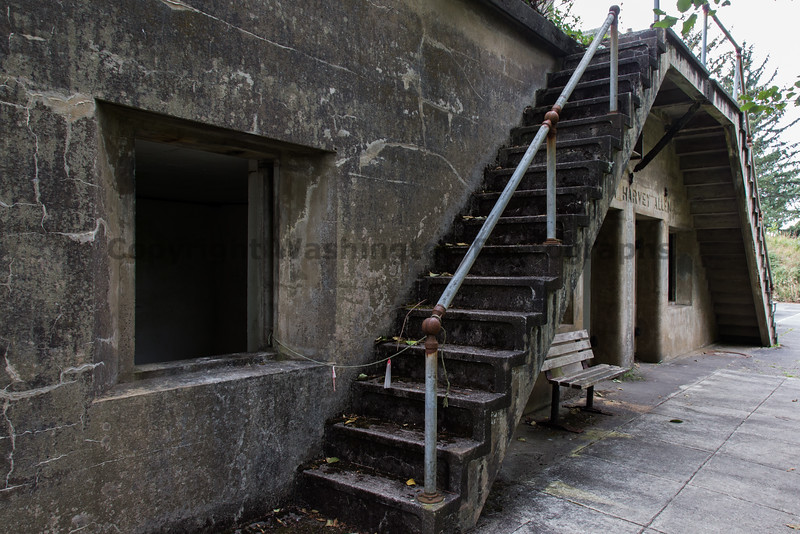 Cape Disappointment Fort Canby 14