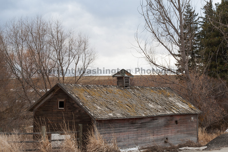 Abandoned Building 156