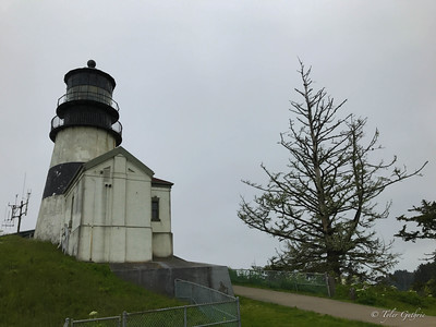 Lost Light (Cape Disappointment Lighthouse)