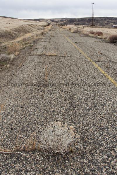 Abandoned Road 14