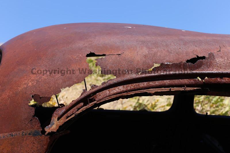 Abandoned Car 14