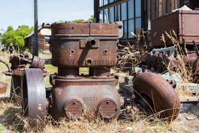 Abandoned Molson 41