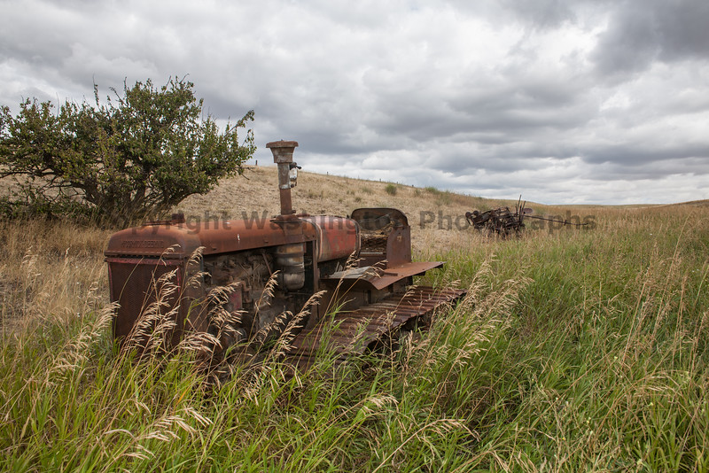 Abandoned Tractor 11