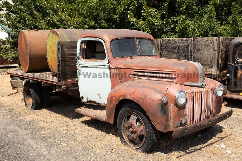 Abandoned Truck 30