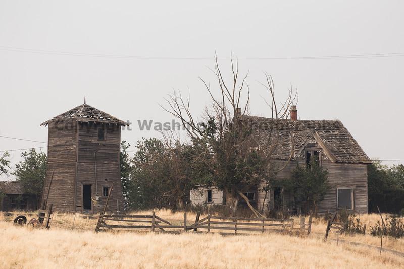 Abandoned House 091