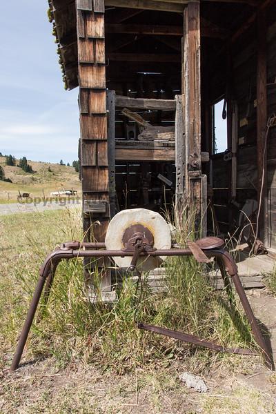 Abandoned Molson 39