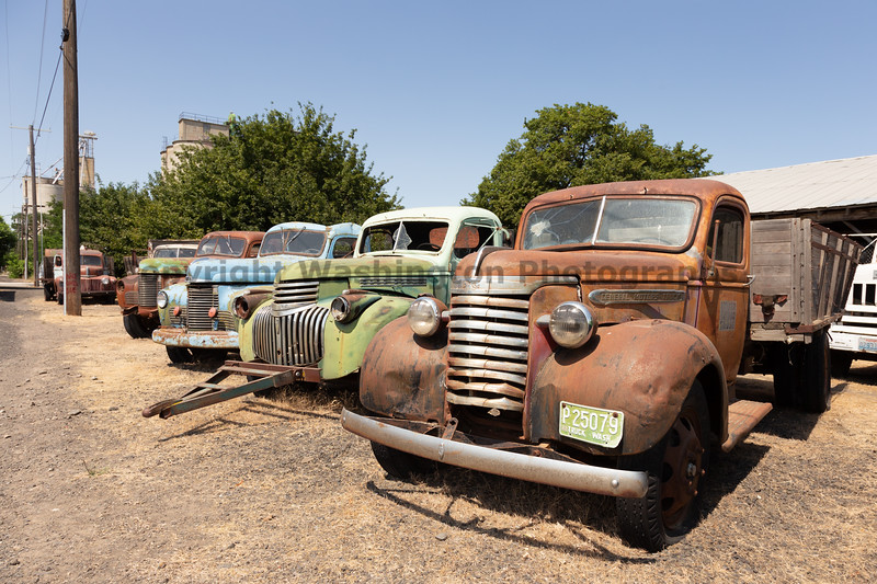 Abandoned Truck 38