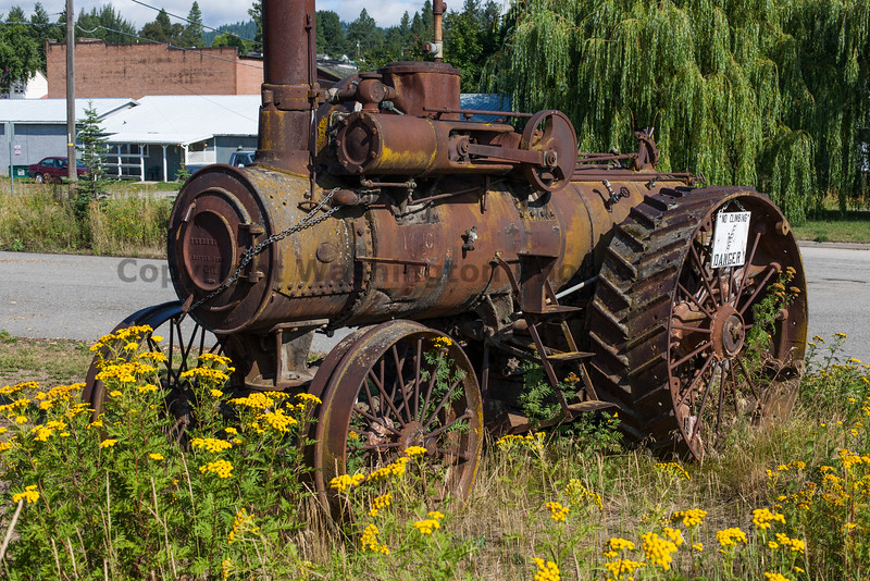 Abandoned Tractor 10