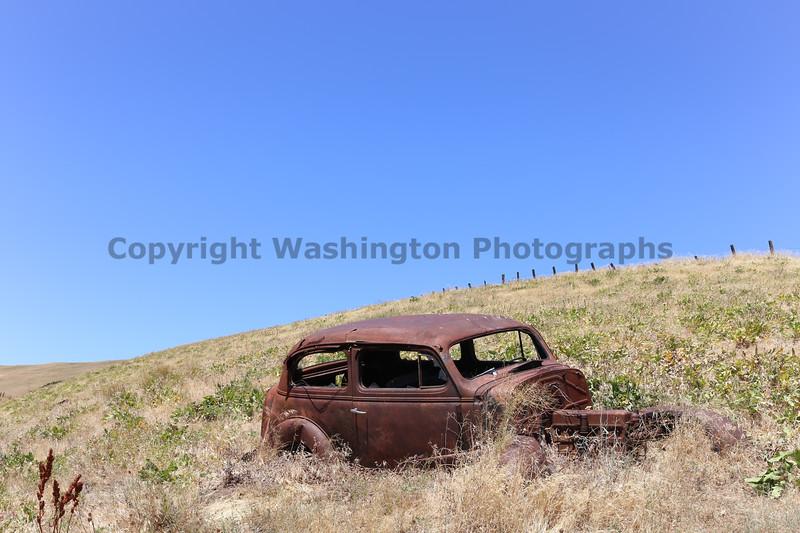 Abandoned Car 16