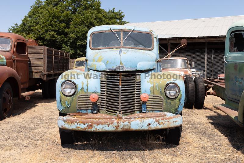 Abandoned Truck 35