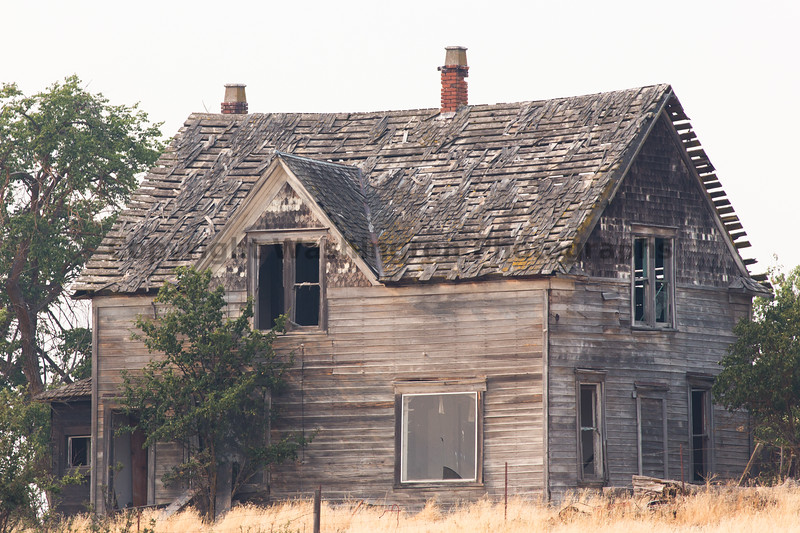 Abandoned House 090