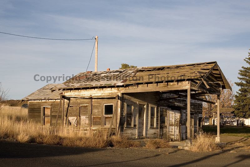 Abandoned Building 001