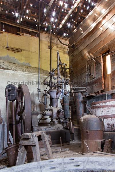 Abandoned Molson 31