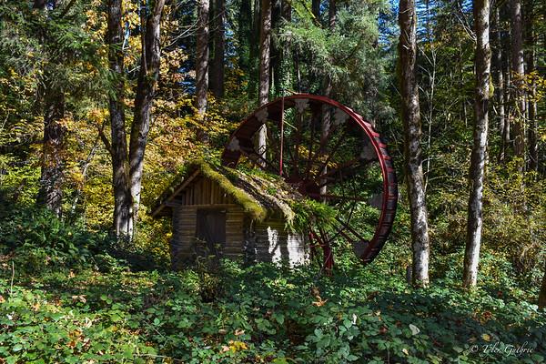 Niagra Water Wheel