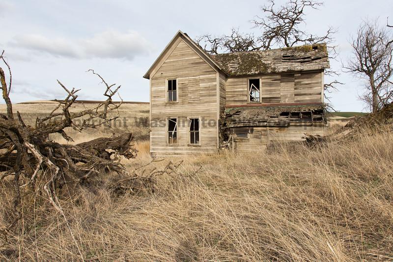 A - Abandoned House 133