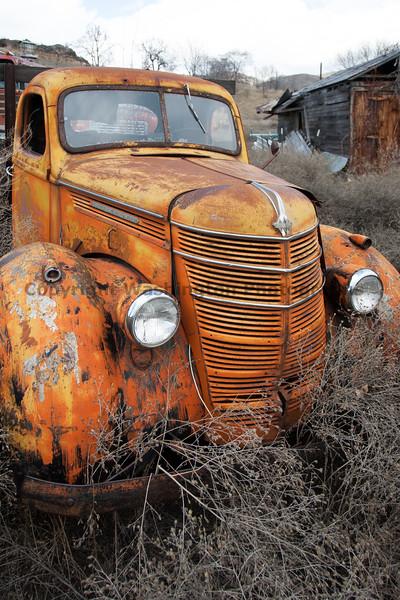 Abandoned Truck 20