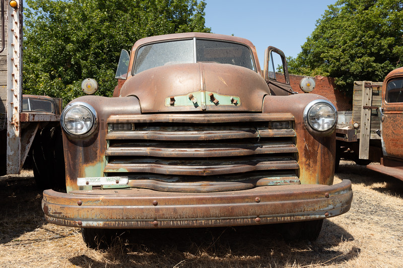 Abandoned Truck 33