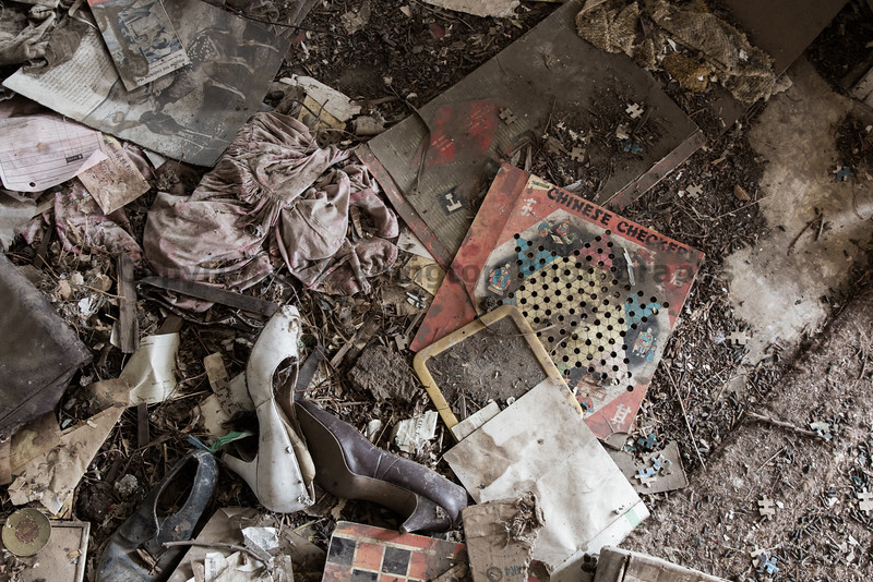 Abandoned House 150