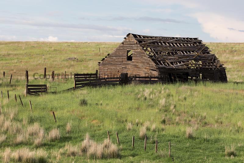Abandoned Barn 32