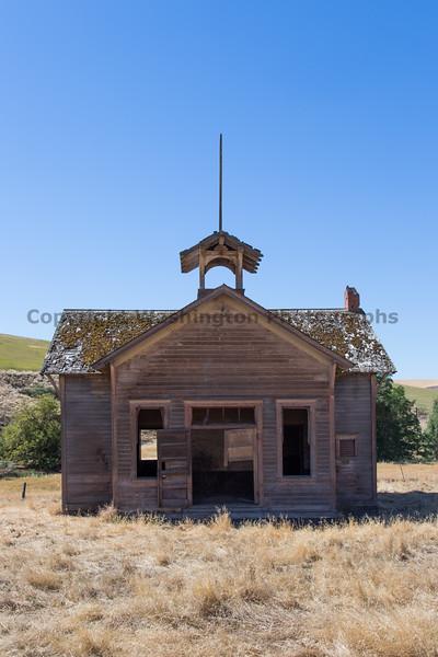 Abandoned Schoolhouse 68