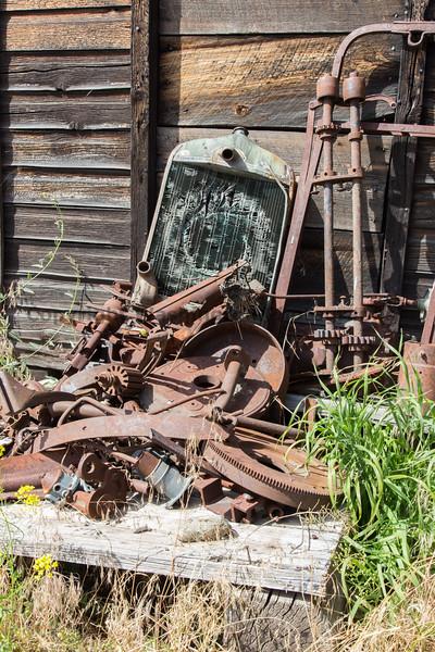 Abandoned Molson 46