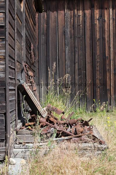 Abandoned Molson 47
