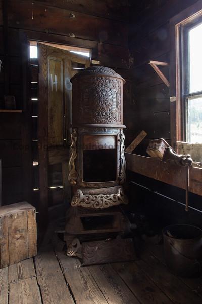 Abandoned Molson 16