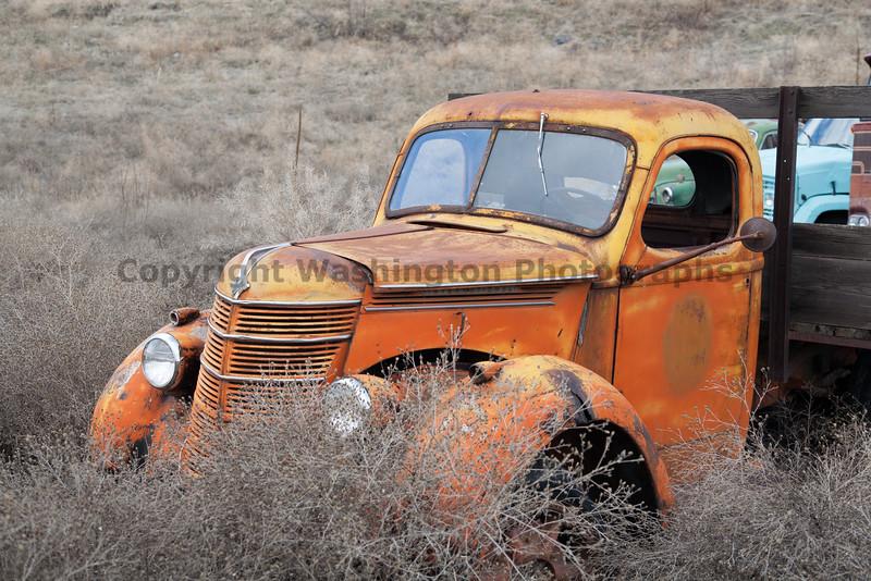 Abandoned Truck 15