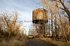 Abandoned Water Tower 003