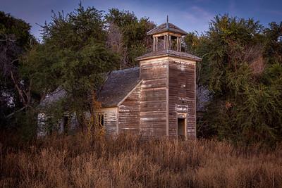 Abandoned Schoolhouse #14