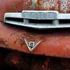 Rusty V8 Ford Truck