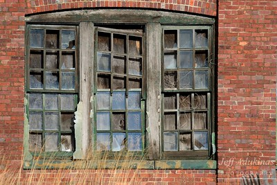 WIndow to the Abandoned
