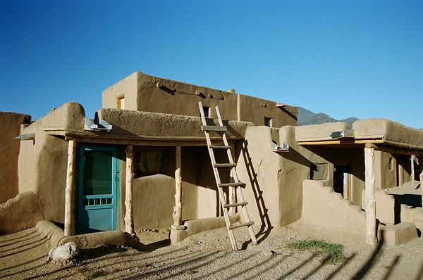 Taos Abode.