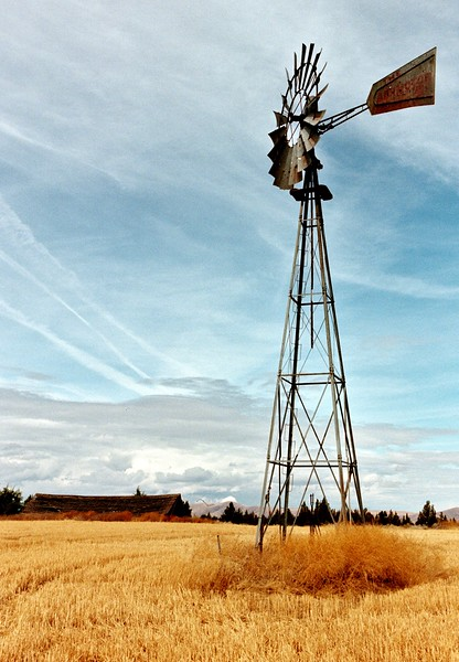 High Lonesone Windmill