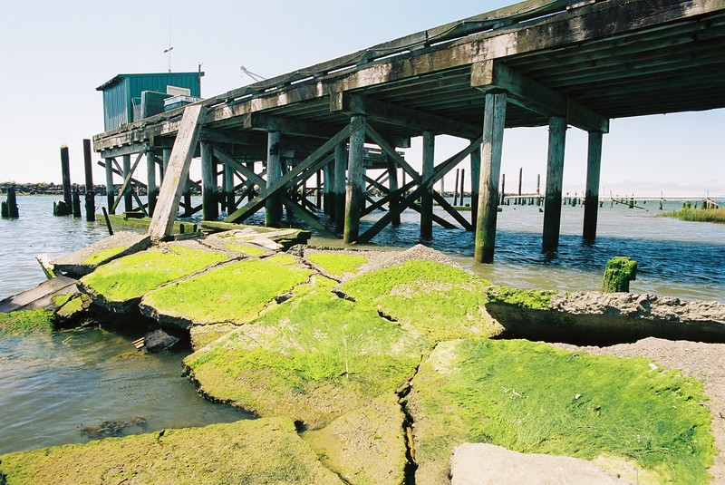Abandoned Pier.