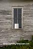Windows of Dayton Corners Church,  Richland County, Wisconsin