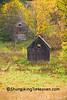 Abandoned Farm Outbuildings, Sauk County, Wisconsin