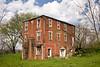 Abandoned House, Guernsey County, Ohio