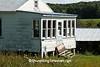 Old Porch of Farmhouse, Sauk County, Wisconsin