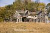 Abandoned Farmhouse, Franklin County, Iowa