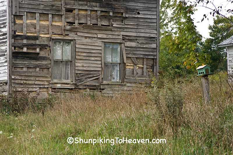 """The Ghosts Still Feed the Birds"", Vernon County, Wisconsin"