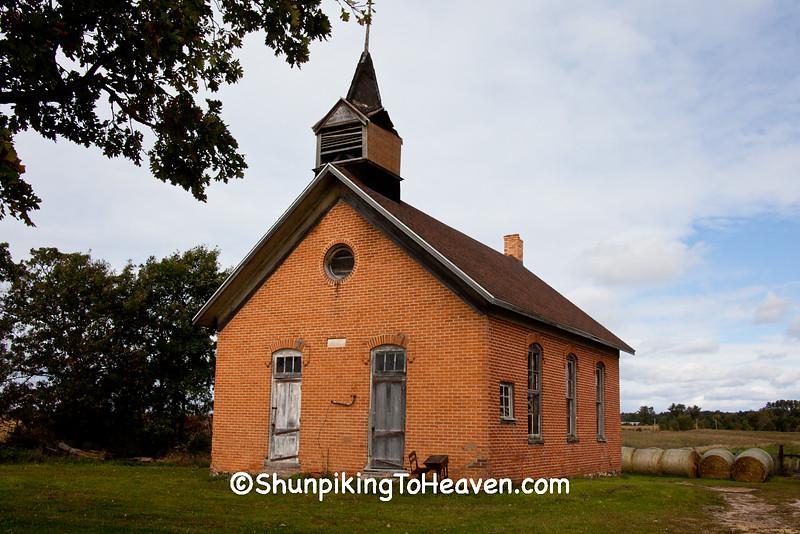 Avon-Prindle School, Jackson County, Wisconsin