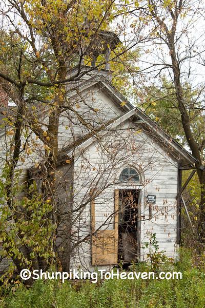 Holen School, Jackson County, Wisconsin